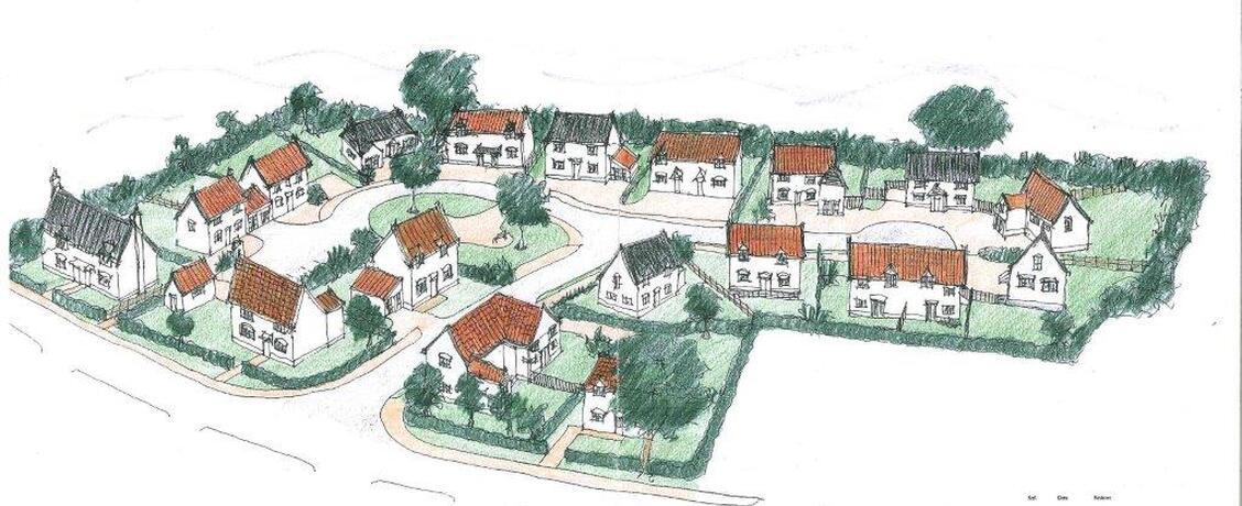 Chapel Farm plan indicative layout4